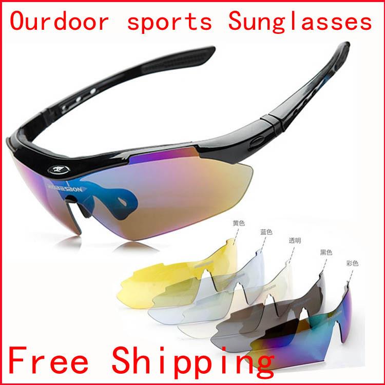 Men and women shall Polarized Sunglasses outdoors riding golf sun glasses myopia glasses frame(China (Mainland))