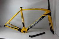 2013 hottest sales frame set del Di2 T700 carbonio frame BICYCLE ud carbon