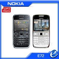 E72 free shipping Original Nokia E72 3G WIFI GPS 5MP Unlocked Mobile Phones In Stock Warranty Refurbished nokia cellphone