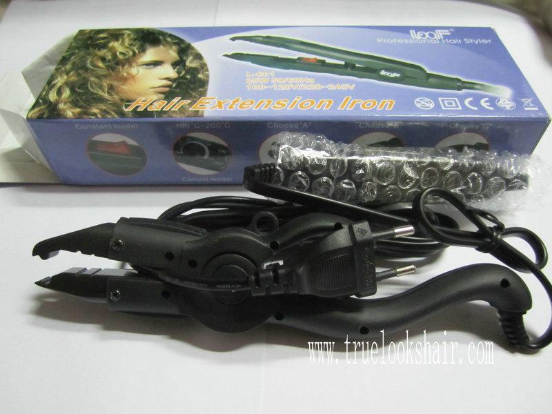 Щипцы для наращивания волос loof Fusion NL4006Z щипцы для наращивания волос loof 50 scale protector shields