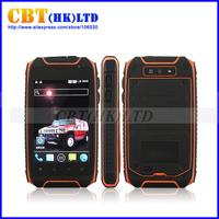 Original Hummer H1+ Phone IP67 Waterproof Phone 3.5'' MTK6572 Dual Core 1.3GHZ 512MB 4GB 5MP Camera GPS Shockproof