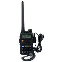 OEM BaoFeng UV-5R Portable Radio Walkie Talkie Retevis RT-5R 5W 128CH UHF+VHF DTMF VOX Dual Band FM Radio Two Way Radio A7105A