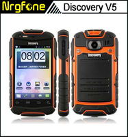 "Discovery V5 Shockproof Android 4.0 Phone 3.5"" Capacitive Screen MTK6515 1Ghz WiFi Dual SIM 5 Colours dustproof phone"