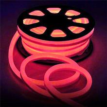 10m/lot LED Neon Flex Rope AC220V/110V PVC LED Light Indoor/Outdoor Use Disco Night Bar Christmas Party Decoration Free Shipping(China (Mainland))