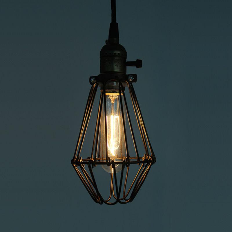 Online kopen wholesale antieke industri le verlichting uit china antieke industri le verlichting - Deco kooi trap ...