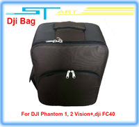 10pcs/lot fashion Backpack bag for DJI Phantom 2 Vision+ FC40 GPS RC drone Quadcopter FPV Camera VS aluminum case Free s boy toy