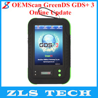 2014 New Arrivals OEMScan GreenDS GDS+ 3 Professional Diagnostic Tool One Year Free Update Online GreenDS with High Quality