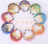 New 2014 Kids Belly Dance Accessories Women Bellydance Head Jewelry Headdress Indian dance  Hairpin Hair Hoop Free Shipping CC