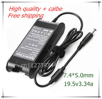 New Wholesale free shipping PA12 charger For dell inspiron 1520 1525 1501 6000 6400 with competitive price 65w laptop adapter