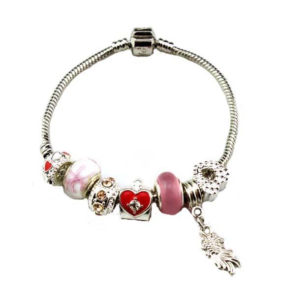 Pile gain de cuir Bracelet personnalis argent. - Aliexpress