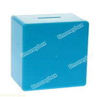 Hot sale Promotion Top quality 12 Digits Code Plastic Secret Cash box safe box novelty coin bank for Children Free shipping