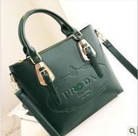 2014 new women  handbags fashion women handbag Quality PU leather shoulder bag tote women Messenger bags casual women bag