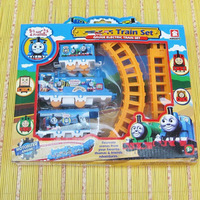 Baby boy toys kid toys small train electric train plastic toy christmas gift free shipping T-001