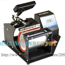 Free Shipping Portable Digital Mug Heat Press Machine, Cup Heat Press