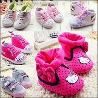 Hot selling sneaker Brand Baby First Walkers boy/Girl Shoes toddler/Infant/Newborn anti-slip Baby footwear prewalker