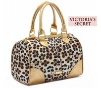 Vs lingerie leopard print cylinder 250g tote bag handbag freeshipping wholesale