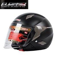 Free shopping LS2 OF559 Rocket Jet Helmet Open Face helmets Motorcycle Helmet fashion Helmet OF559-06