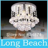 free shipping Luxury Modern design crystal lighting  best selling 150mm chandelier
