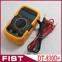 DT-830D+ MM Integrated Personal Handheld Pocket Mini Digital Multimeter Free Shipping
