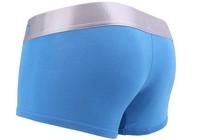 3pcs/lot Color Kinds Boxer High quality Sexy Men Boxer Shorts Men Underpants Men's Short Pants Underwear M--XXL
