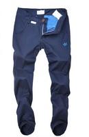 New Arrival Mens Pants Casual Brand Trousers Slim Men Pants Shampooers Slim Clot Men Clothing 2014 New Free Shipping