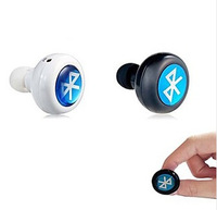 Mini B Bluetooth 3.0 In-Ear Earphone Headphone Headset With Microphone for Iphone Samsung Laptop Tablet