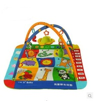kingtoy baby play mat baby game pad crawling mat baby blanket free shipping