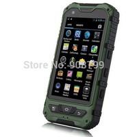 Original Alps A8 3G smartphone MTK6572 Dual Core Android 4.2 GPS Gorilla glass IP68 waterproof Dustproof Shockproof mobile phone