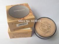 New Bare Minerals BareMinerals Matte SPF15 Foundation Loose Powder, medium beige W20 6g with box (2pcs/lot)
