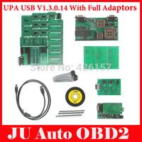 2014 UPA USB V1.3.0.14 UPA USB Programmer With Full Adaptors by DHL Free Shipping
