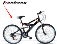 26 - 24 k 21 before and after the shock absorber car mountain bike variable speed drive tianbang brand bicycle