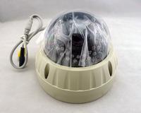 "Dome 1/3""CMOS Surveillance CCTV Camera 900TVL IR LED 2.8-12mm Lens NTSC MM99D11"
