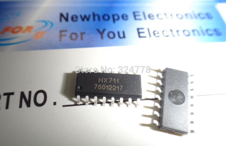 все цены на Интегральная микросхема Original HX711 HX711 SOP16 онлайн