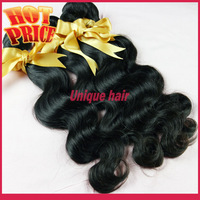 Cheap Price 3pcs/4pcs lot Brazilian Body Wave Human Hair Extensions Mix Lengths Natural Color Brazilian Virgin Hair Body Wave
