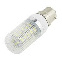 new ! 10pieces striped cover led bulb light b22 lampholder 5730 smd 36 breads light-emitting 360 angle 220V ~ 240V 6W spotlight