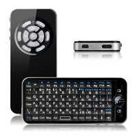 iPazzport KP-810-16 English Russian Version Fly Air Mouse Mini 2.4GHz Wireless Keyboard with IR Remote Function P0013656