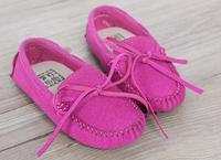 2014 Spring Child  Boat Shoes Boys Shoes Female Child Casual Shoes Single Shoes Boy Doug Shoes Fashion HS-4-27