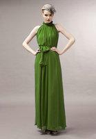 new 2014 vestido de verano  Womens girl Hollow Sleeveless Summer Party  Long Dress  fashion long dress with belt