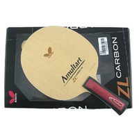 The Original Butterfly Table Tennis Racket Butterfly AMULTART FL 35641Table Tennis Blade New Butterfly Table Tennis
