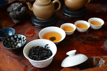 7oz Da Hong Pao Oolong Tea charcoal bake original technology DaHongPao Tea Big red robe free