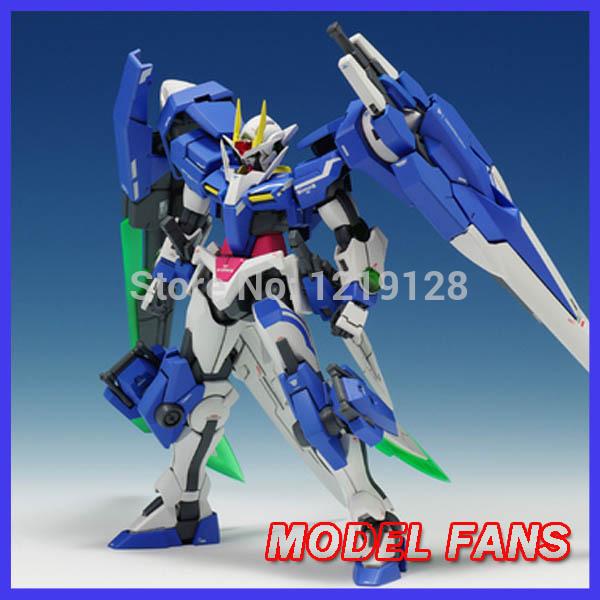 Gundam model HG 1/144 gundam 00 Seven Swords free shipping(China (Mainland))