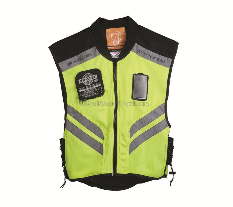 Светоотражающая дорожная одежда Pro-Biker