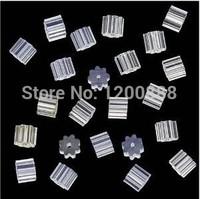 Застежки для ювелирных изделий Crafts World 20x8.5mm 100 4E003 4A