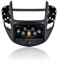 New Chevrolet Trax 2013 CAR DVD Player with A8 chip Built-in GPS, bluetooth, RDS, IPOD,PIP,V-CDC,DUAL ZONE,support 3G,free map