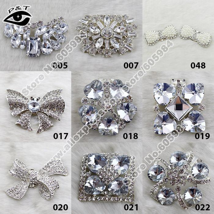 40 pçs/lote projeto mista Clip On Shoe clipe ornamento Deco clipe de Metal acessórios artesanais sapatos de casamento do transporte acessórios(China (Mainland))