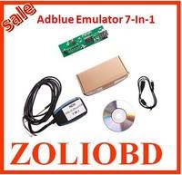 5pcs/ lot DHL Free Newest Adblue Emulator 7-In-1 Programing Adapter adblue emulator 7 in 1 Top Selling emulator adblue 7in1