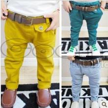 Children's Clothing Pants & Capris New 2014 boys pants  casual kids pants slacks trousers pants for 2-7T boys(China (Mainland))