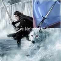 GAME OF THRONES JON SNOW LONGCLAW Sword Die-Cat Metal LETTER OPENER