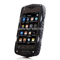 "Newest Original Jeep Z6 IP68 Waterproof rugged Smart phone 4.0"" Screen Dual SIM 3G WIFI GPS 5.0MP Camera android 4.2 cellphone"