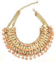 2014 Free Shipping fashion Unique Romantic rhinestone necklaces & pendants costume choker Necklace statement women jewelry
